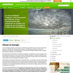 AGIR Climat et Energie