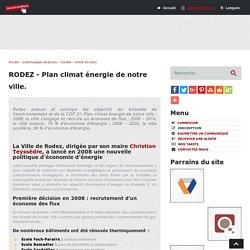 RODEZ - Plan climat énergie de notre ville - Social-FeedBack.Net