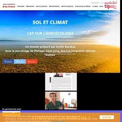 Sol et climat - L'Esprit Sorcier - Cap sur l'agro écologie
