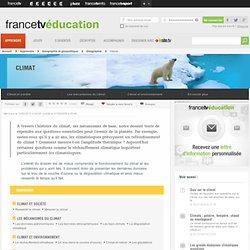 France 5 Education :: Climat et Environnement :: Climat