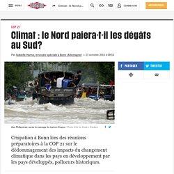 Climat : le Nord paiera-t-il les dégâts au Sud?