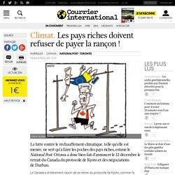 Les pays riches doivent refuser de payer la rançon !