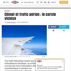 Climat et trafic aérien: le cercle vicieux