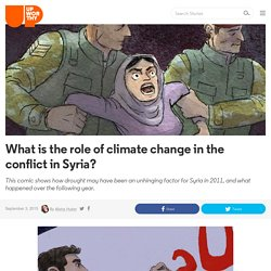Trying to follow what is going on in Syria and why? This comic will get you there in 5 minutes.