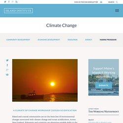 Island Institute (Ocean Acidification)