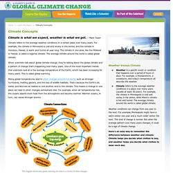 A Student's Guide to Global Climate Change