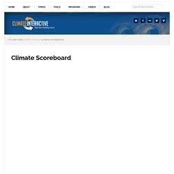 Climate Scoreboard