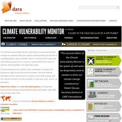 Climate Vulnerability Monitor 2012 - DARA