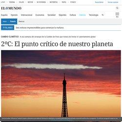 2ºC: El punto crítico de nuestro planeta
