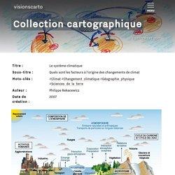 Le système climatique - Philippe Rekacewicz - Visionscarto