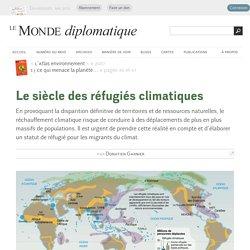 Le siècle des réfugiés climatiques, par Donatien Garnier (Le Monde diplomatique, 2007)