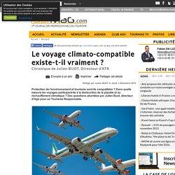 Le voyage climato-compatible existe-t-il vraiment ?