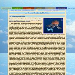Climatologie -> Océanographie -> Les Océans Malades du Plastique