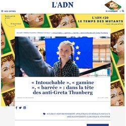 Climatosceptiques : dans la tête des anti-Greta Thunberg