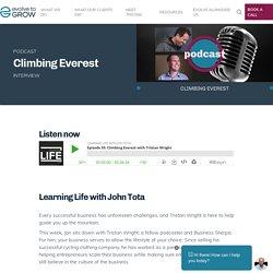 Climbing Everest Interview