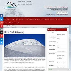 Mera Peak Climbing - Nepal Peak Climbing - Nepal trekking - Expedition