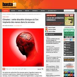 Clinatec : cette discrète clinique où l'on implante des nanos dans le cerveau - Science-fiction ?