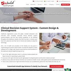Clinical Decision Support System Development