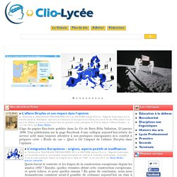 Clio-Lycée