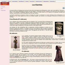Les Elamites