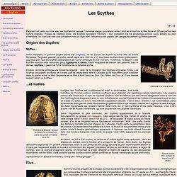 Clio la Muse - Scythes