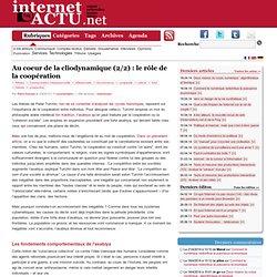 Au coeur de la cliodynamique (2/2) : le rôle de la coopération