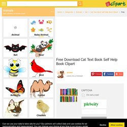 Cat Text Book Self Help Book Clipart free download - 2400x1972 - 1 MB