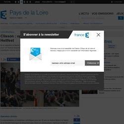 Clisson : opération prières de rue contre le Hellfest - France 3 Pays de la Loire