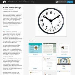Clock Inserts Design, Los Angeles, CA 90066 - Gravatar Profile