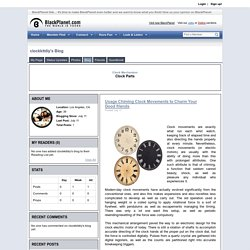 clockkitdiy's Blog - BlackPlanet.com
