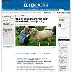 Anuncio clonación de oveja Dolly - Noticias de Salud, Educación, Turismo, Ciencia, Ecología y Vida de hoy