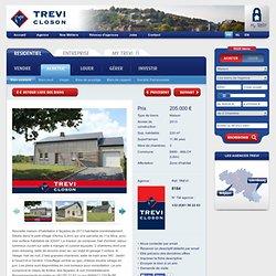 TREVI Closon Libramont - Maison - A vendre - 6890 - ANLOY (Libin)