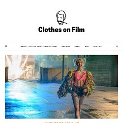 Clothes on Film | Screen style & identity