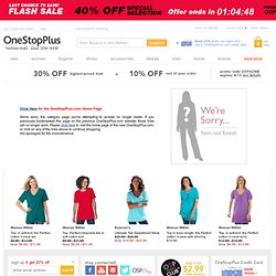 Plus Size Shop by Brand at OneStopPlus.com