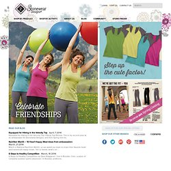 Women's clothing for yoga, fitness, hiking and travel | Stonewear Designs
