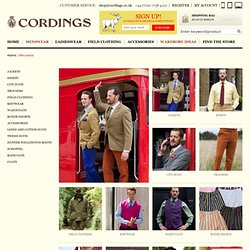 Country and City Suits