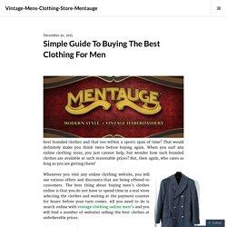 Vintage-Mens-Clothing-Store-Mentauge