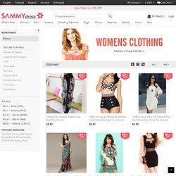 Cheap Women's Clothing, Wholesale Clothing For Women at Discount Online Sale Prices
