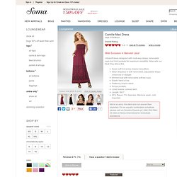 Women's Clothing - Casual Dresses, Tops & Tunics, Jackets & More - Soma Intimates
