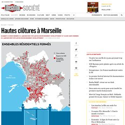 Hautes clôtures à Marseille