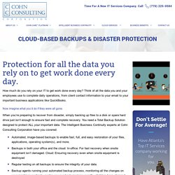 cloud based backup solutions