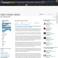 Cloud Computing Central