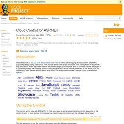 Cloud Control for ASP.NET