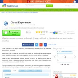 Cloud Experience download