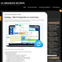 Le laboratoire du Geek