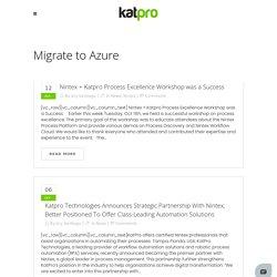 Cloud Managed Services - Katpro