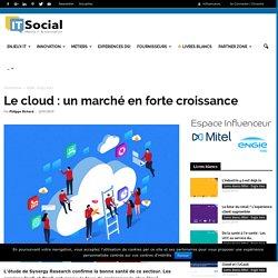 Le cloud : un marché en forte croissance