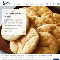 Low-Carb Cloud Bread / Oopsie Bread — Recipe — Diet Doctor