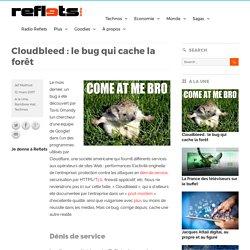 Cloudbleed : le bug qui cache la forêt