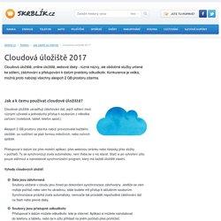 Cloudová úložiště 2017: Srovnání Dropboxu, OneDrive a Google Drive - Skrblík.cz